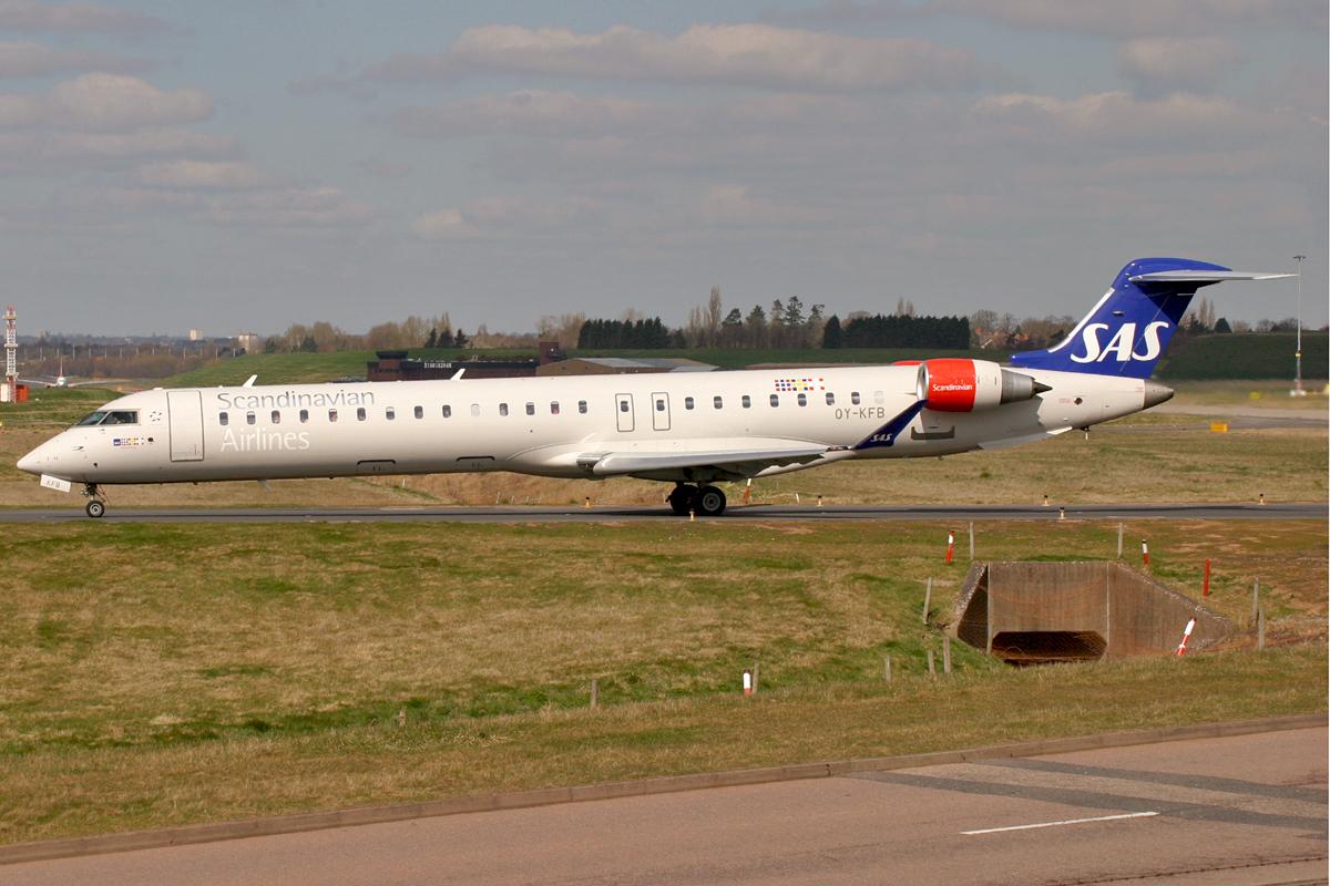 OY-KFB CRJ9 SAS