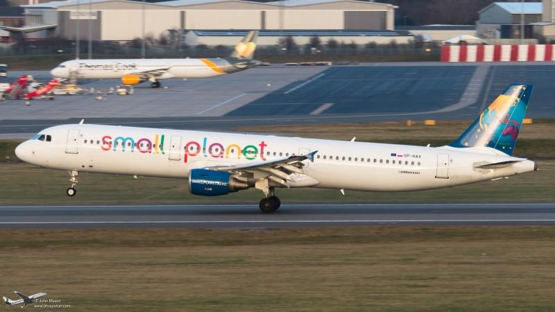 SP-HAX A321 LLP