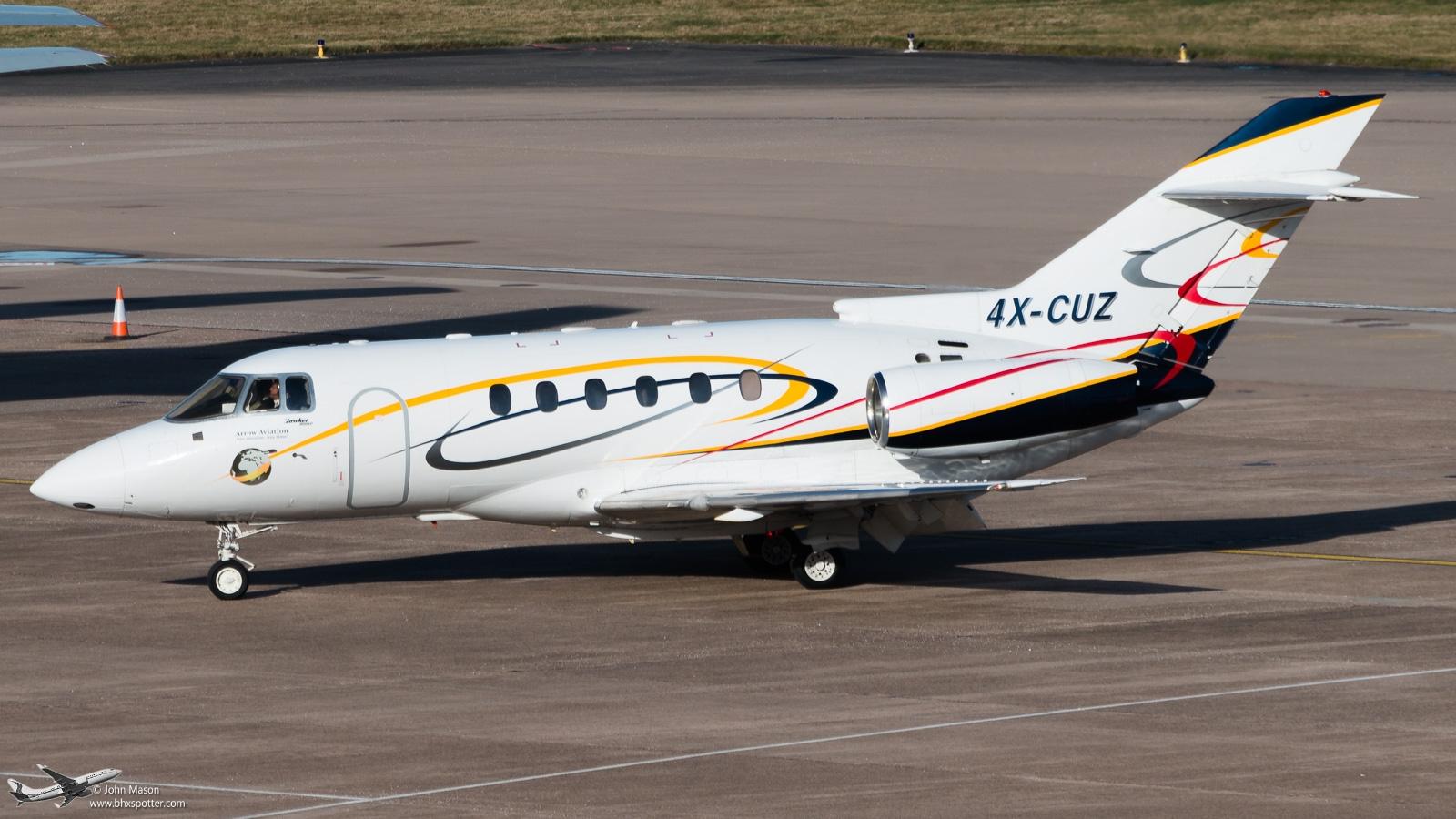 4X-CUZ HS125-800