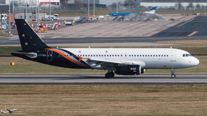 G-POWM A320 AWC