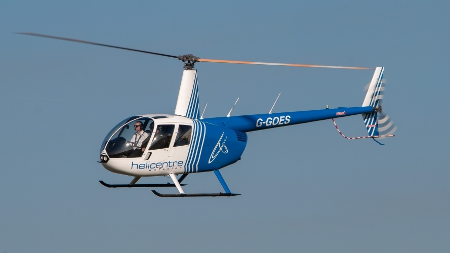 G-GOES R44 Helicentre