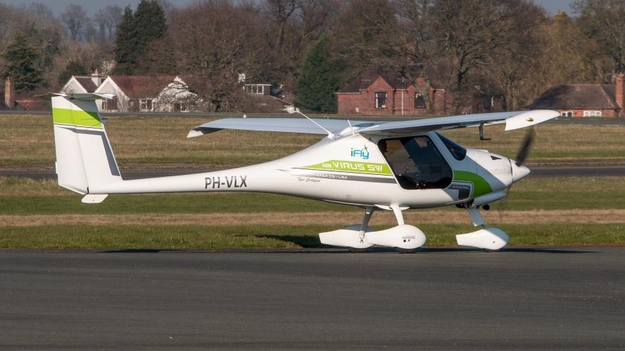 PH-VLX VIRUS SW121